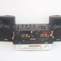 REPRODUCTOR DOBLE CD PROFESIONAL DJ completo (mesa de mezclas)