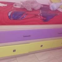 vendo cama nido