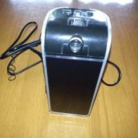Radio-despertador con proyector