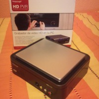 Capturadora de video HD Hauppauge PVR