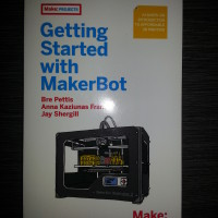Libro - Getting Started with MakerBot