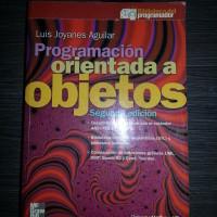 Libro - Programación orientada a objetos