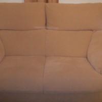 Conjunto de sofás de dos y tres plazas
